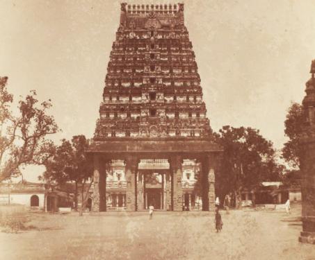 Divine Doorways - Gopurams of South India - Exhibitions